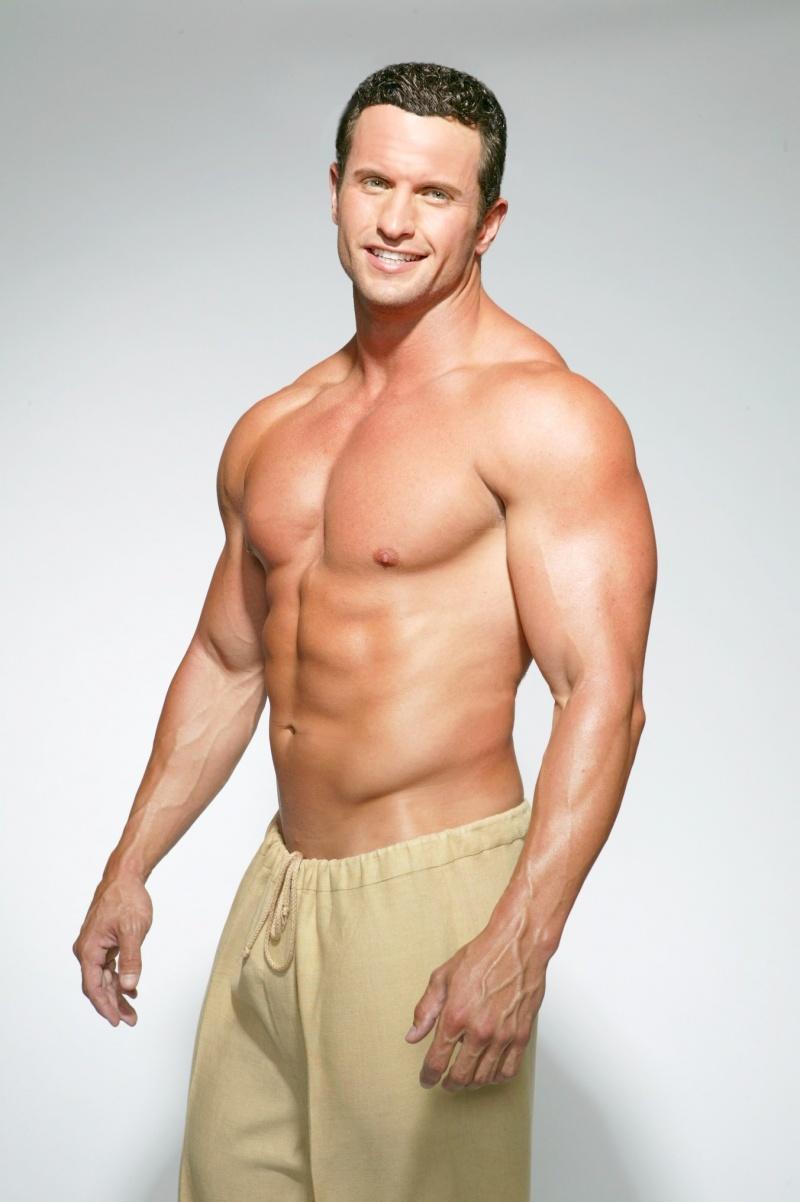 Muscular Man, Mario