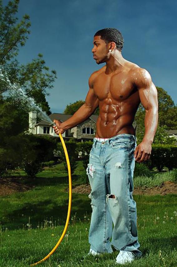 Muscular Man Yusuf