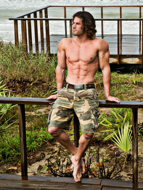 Florida Muscular Man-Mike Florida Muscular Man Mike-5751