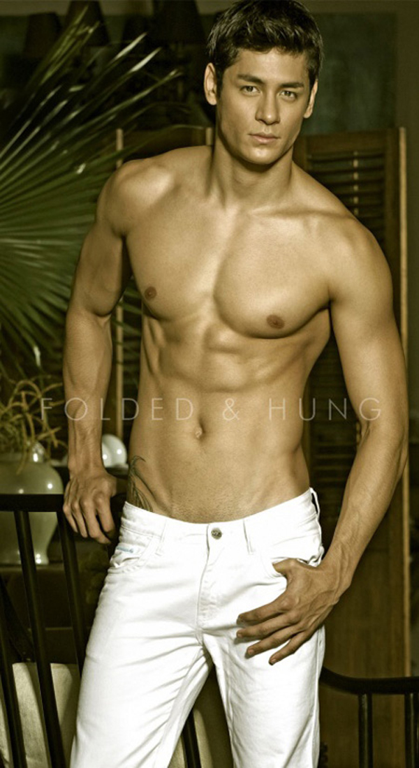Hideo Muraoka - Brazilian-Japanese Model